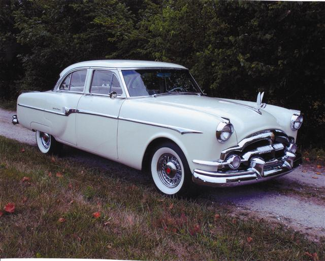 MidSouthern Restorations: 1953 Packard Clipper