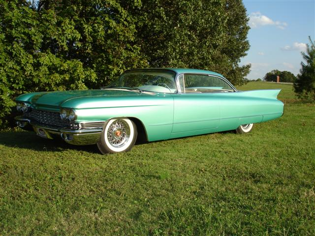 MidSouthern Restorations: 1960 Cadillac