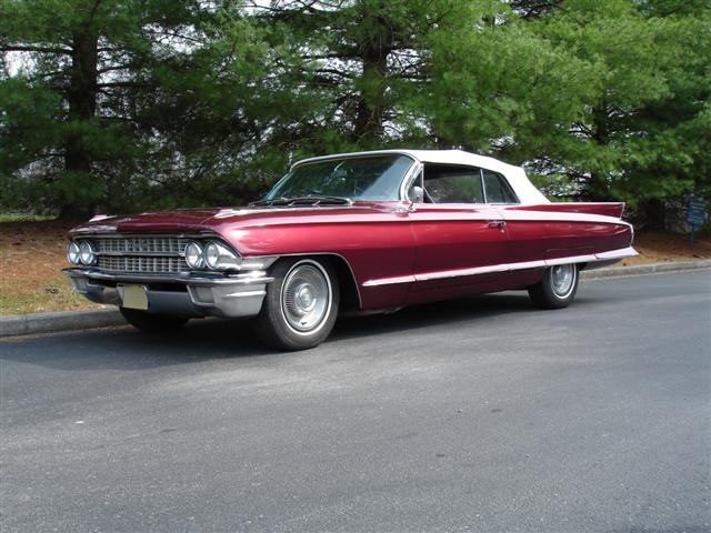 MidSouthern Restorations: 1962 Cadillac