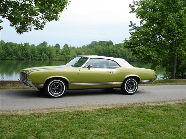 MidSouthern Restorations: 1971 Olds Cutlass