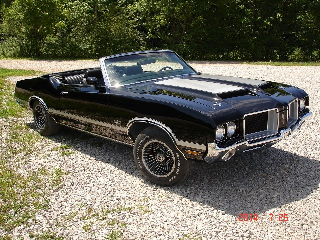 MidSouthern Restorations: 1972 Oldsmobile Cutlass 442