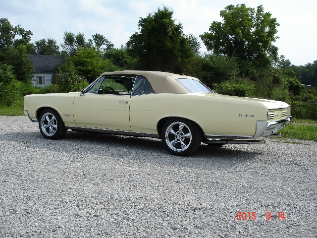 MidSouthern Restorations: 1966 Pontiac GTO Convertible